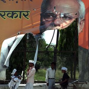 hindou a l'extreme benares Ishan Tankha