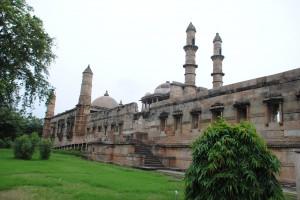 Champaner et Pavagadh