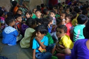 DSC07900 A l'école Dakshina Murti (méthode Montessori)