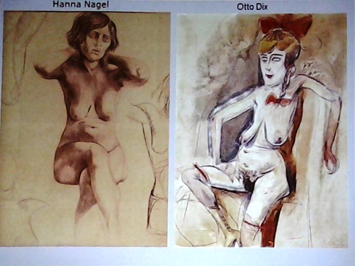 Hanna Nagel & Otto Dix