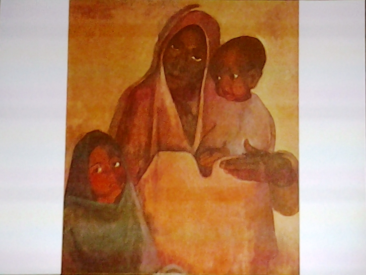 Mère en 2 enfants