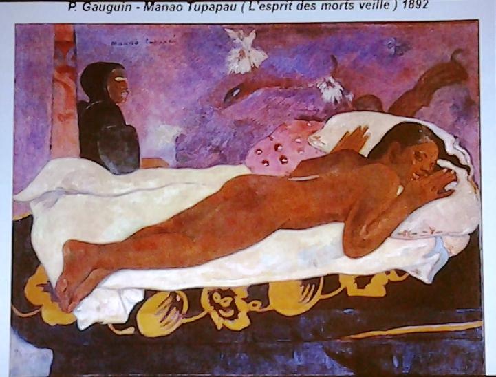 Nu Gauguin