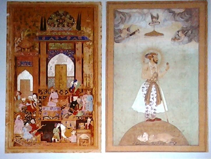 Peintures moghols