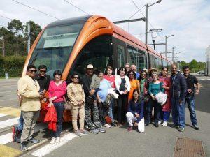 le tram du Mans