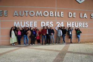 le musée de l'auto
