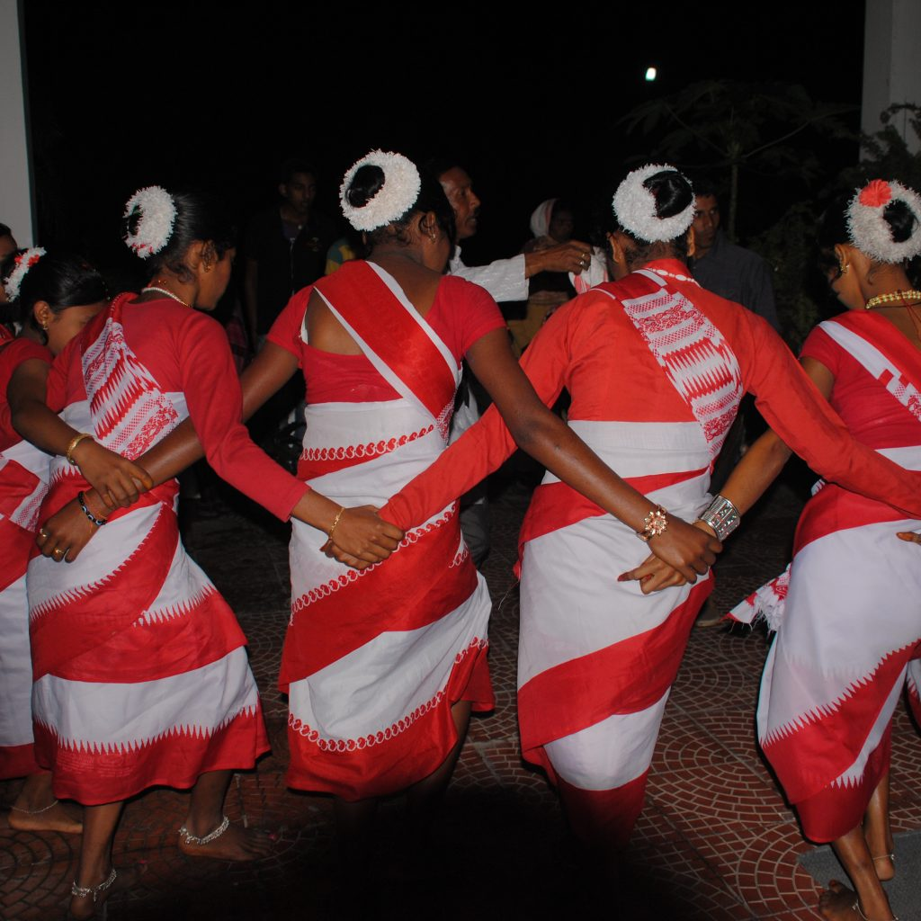 Danse pour le Bihu